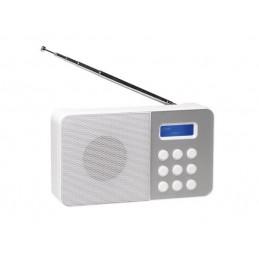 DAB-33WHITE - RADIO FM/DAB+...