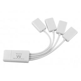 EWENT - HUB USB 2.0 À 4...