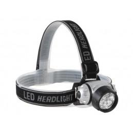 LAMPE FRONTALE À 7 LEDs...