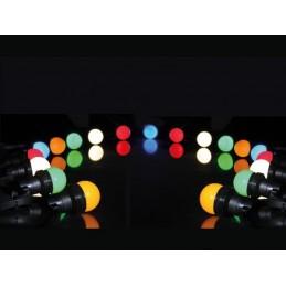AMPOULES LED MULTICOLORES -...