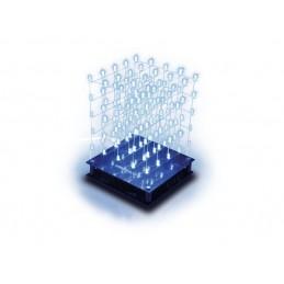 CUBE À LED 3D - 5 x 5 x 5...