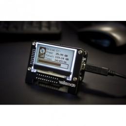 AFFICHEUR DE MESSAGES USB