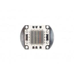 LED DE PUISSANCE - 30 W - RVB