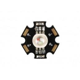 LED DE PUISSANCE - 3 W - RVB