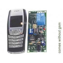 COMMANDE À DISTANCE PAR GSM