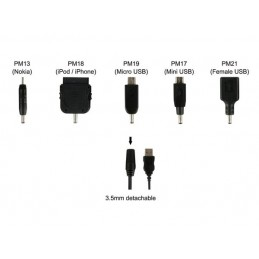 CÂBLE DE RECHARGE USB VERS...