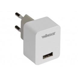 CHARGEUR AVEC CONNEXION USB...