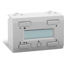 thermostat à afficheur LCD...