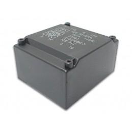 TRANSFORMATEUR BAS PROFIL 30VA 2 x 6V / 2 x 2.500A
