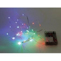 GUIRLANDE À LED - RGB - 20...