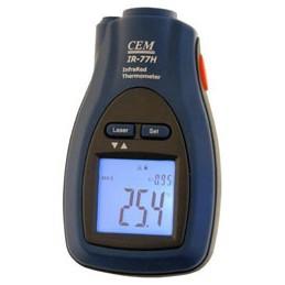 Thermomètre laser CEM IR-77H