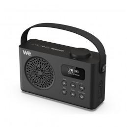 RADIO RÉVEIL PORTABLE...