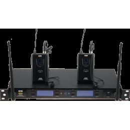 BHM Système UHF, double...