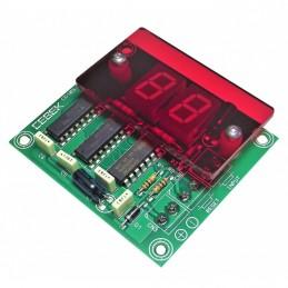Mini compteur numérique