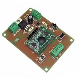 Enregistreur et lecteur 12VDC
