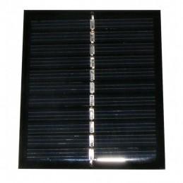 LOT DE 2 Panneau solaire 5.5V - 420mW