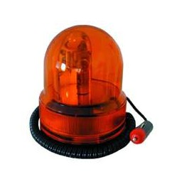 Gyrophare 12 VDC Orange BLANKO