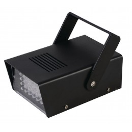 Lumière LED Stroboscope...