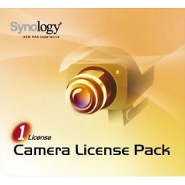 Synology licence...