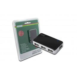 DIGITUS HUB 4 PORTS USB2...