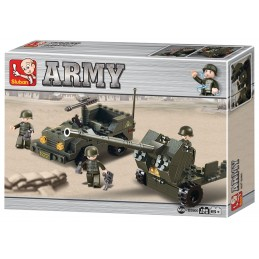 Elements Army Serie Flak Chez SIM Radio Saint Etienne