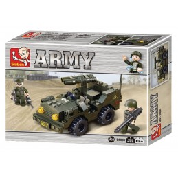 Elements Army Serie Jeep Chez SIM Radio SAINT ETIENNE 42 000