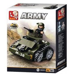 Éléments Army Série Voiture...