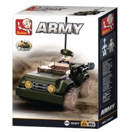 Éléments Army Série Jeep