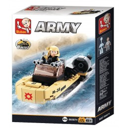 Éléments Army Série Bateau...