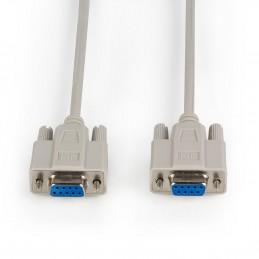 Câble Null Modem D-SUB 9...