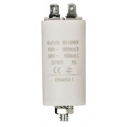 Condensateur 10.0uf / 450 v...