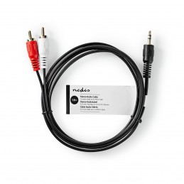 Câble Audio Stéréo d'1,5 m...
