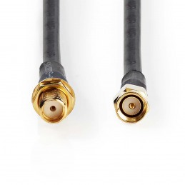 Cable Antenne SMA  M / F  15 m