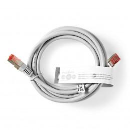 Câble Réseau Cat 6 Gris 2 m