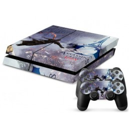 Skin sticker PS4 -...