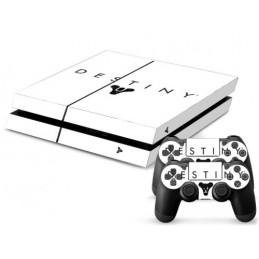 Skin sticker PS4 - Destiny