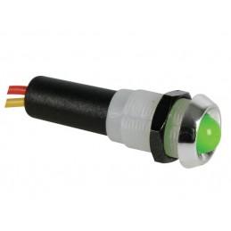 VOYANT LED VERT 5V -...