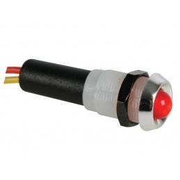 VOYANT LED ROUGE 5V -...