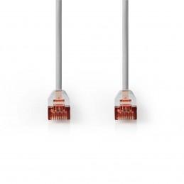 Câble Réseau Cat 6 F/UTP -...