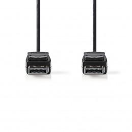 Câble DisplayPort de 3 m Noir