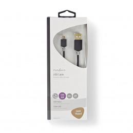 Câble USB 2.0 de 3 m...