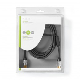 Câble Coaxial 90 dB de 5 m...