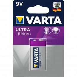 Batterie au lithium 9V 9 V