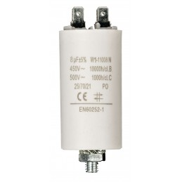 Condensateur 8.0uf / 450 v...