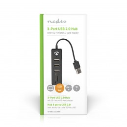Hub USB 3 Ports USB 2.0...