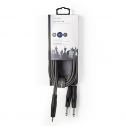 Câble Audio Stéréo - 3,5 mm...