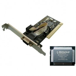Carte PCI 1 port serie 16550