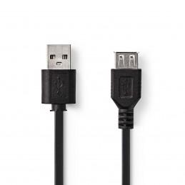 Rallonge USB 2m