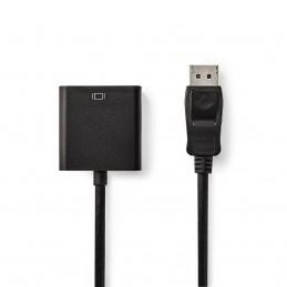 Câble VGA  DisplayPort Mâle