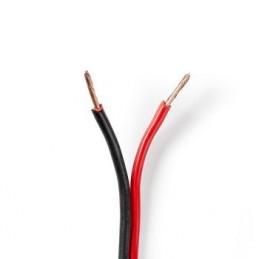 Câble haut parleur...